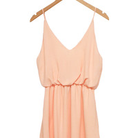 Olivia Jane V-Shaped Dress