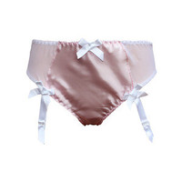 Loulou Loves You - LilySuspenderBriefs
