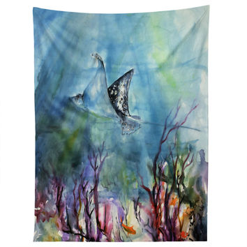 Ginette Fine Art Birds of the Ocean Tapestry