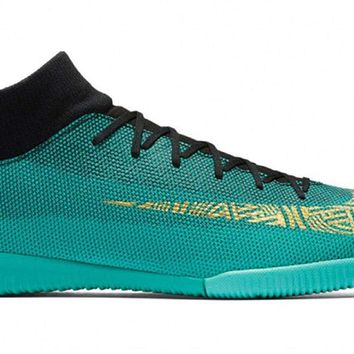 NIKE Superfly 6 Academy CR7 IC Mens Soccer-Shoes AJ3567