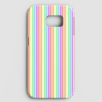Colours Strips Samsung Galaxy S8 Case