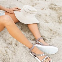 Free People Round Rock Platform Sandal