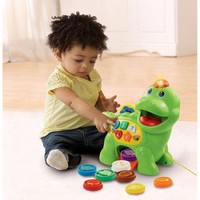 Baby, Toddlers Educational Learning Developmental Counting Count and Chomp Dino Toy