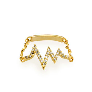 Shock Me Chain Ring
