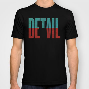 Devil in the detail. T-shirt by David