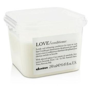 Love Lovely Curl Enchancing Conditioner (For Wavy or Curly Hair)