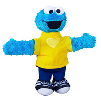Cookie Monster Hugs Toy