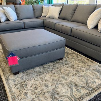 Combo Sale! Buy the Sectional Get the Ottoman Free