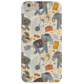 Paisley Elephant iPhone 6 Plus Case