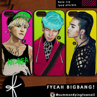 FYEAH GD-TOP Illustration Case (available in various devices)