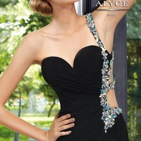 Alyce 6080 Dress at Peaches Boutique