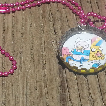 Adventure Time Necklace