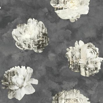 York RY2762 Risky Business 2 Double Exposure Removable Wallpaper