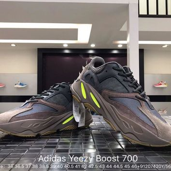 Adidas Yeezy Boost 700   men women Basketball Sneaker Size 36-46