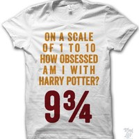 Harry Potter Obsessed