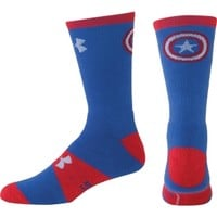 Under Armour Alter Ego Captain America Sock