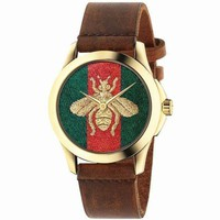 GUCCI Ladies Fashion Bee Embroidery Watch Business Watches Wrist Watch Day-First™