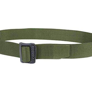 Battle Dress Uniform Belt Color- OD Green (Large)