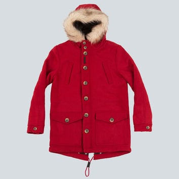 Snow Parka (Red)