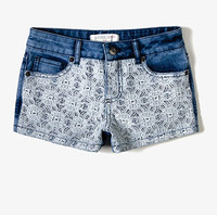 Sweet Lace Denim Shorts (Kids)