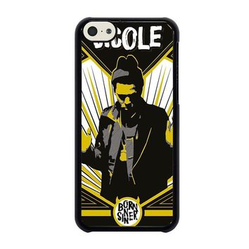 j cole born sinner iphone 5c case cover  number 2