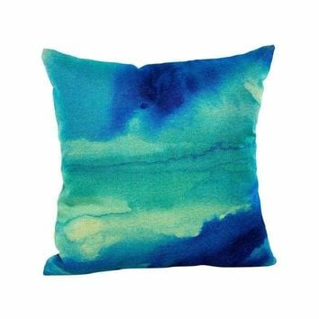 Enjoy the Little Things Pillow Cover By Blissful Designs