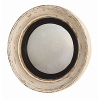 Arteriors Home Saintes Hand-Painted/Carved Solid Wd Convex Mirror - Arteriors Home DR2024