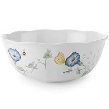 Butterfly Meadow® Serving Bowl by Lenox