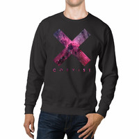 The XX Coexist Band Galaxy Unisex Sweaters - 54R Sweater