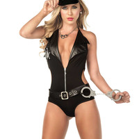 """Dominant Treat"" Sergeant Police Costume"