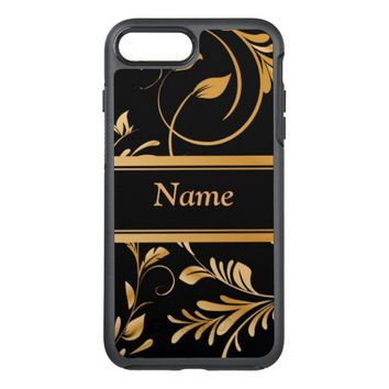 Golden Leaf OtterBox Symmetry iPhone 8 Plus/7 Plus Case