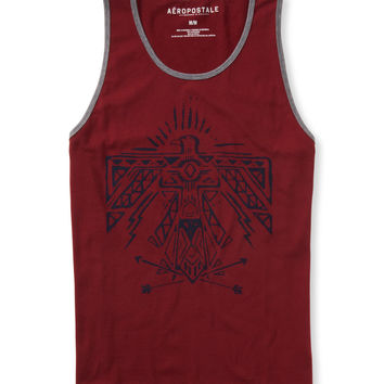 Tribal Eagle Graphic Tank