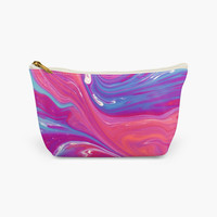 Marble Makeup Bag | Marble Clutch | Marble Wash Bag | Marble Cosmetic Bag
