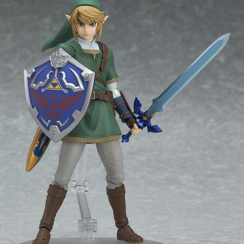 FIGMA LINK - TWILIGHT PRINCESS DX ver.