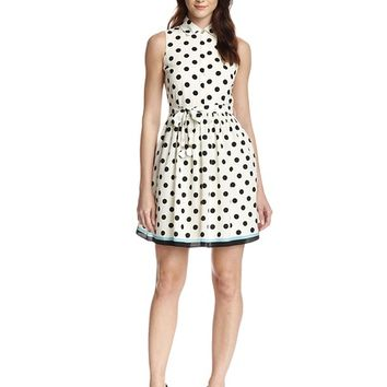 JB Julie Brown Women's Helen Polka Dot Dress at MYHABIT