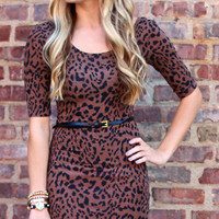 Bedrock Bodycon Dress