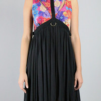 Three of Something Floral Oxy Dress