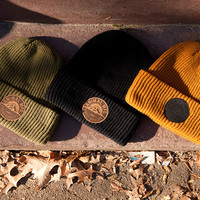 Animal Mfg. Beanie