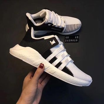 adidas EQT Support 93/17 Super knitting slow vibration shoes