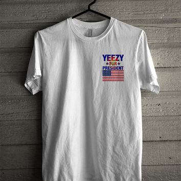 Kanye For President shirt,yeezy for president 2020