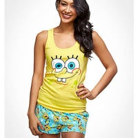 SpongeBob Pajama Set - Spencer's