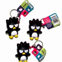 sanrio squeezies badtz maru soft squishy key rings Case of 72