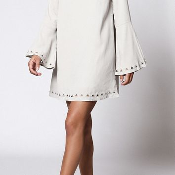 Triangle Trip Tunic Dress