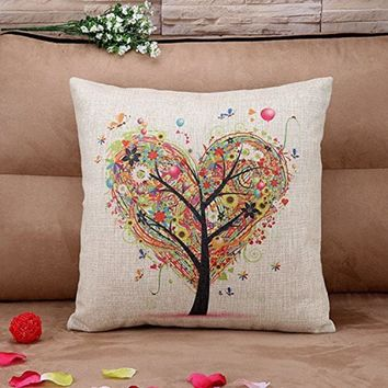 Vintage Cushion Throw Pillow Covers