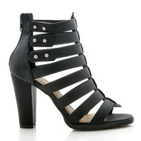 Camille Strappy Heels