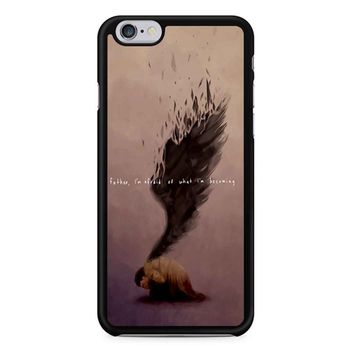Supernatural Castiel Quote iPhone 6/6s Case