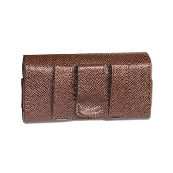HORIZONTAL POUCH HP1023A LG LX260 RUMOR BROWN 4.3X2X0.7 INCHES: Case Of 120