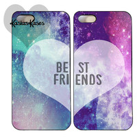 Galaxy best friends phone cases