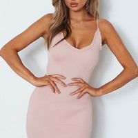 Without You Mini Dress Pink