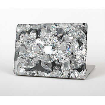 The Scattered Diamonds Skin Set for the Apple MacBook Pro 15""